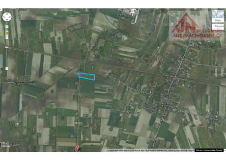 Działka na sprzedaż - Żaby, Baranów, Grodziski, 3086 m², 189 000 PLN, NET-JBK-GS-788