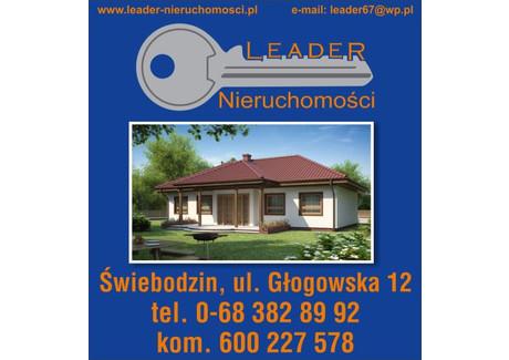 Działka na sprzedaż - Świebodzin, Świebodziński, 500 m², 20 000 PLN, NET-3619