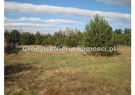 Działka na sprzedaż - Budy Mszczonowskie, Radziejowice, Żyrardowski, 1300 m², 150 000 PLN, NET-GRO-GS-745