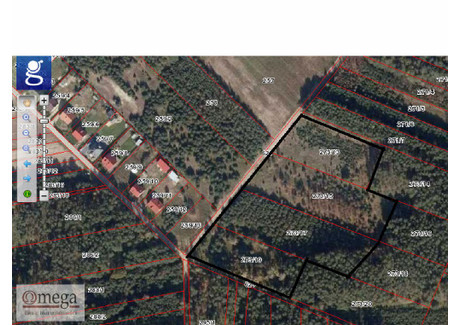 Działka na sprzedaż - Dąbrówka-Ług, Skórzec, Siedlecki, 1200 m², 66 000 PLN, NET-OMG-GS-45283