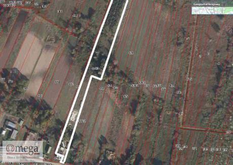 Działka na sprzedaż - Purzec, Siedlce, Siedlecki, 20 000 m², 180 000 PLN, NET-OMG-GS-45062