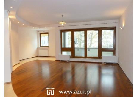 Mieszkanie do wynajęcia - Sobieskiego Mokotów, Warszawa, 170 m², 7500 PLN, NET-04704BO