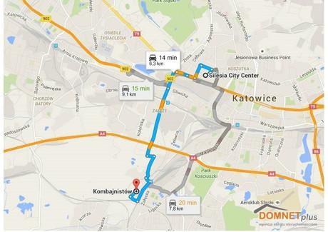 Działka na sprzedaż - Załęska Hałda, Katowice, Katowice M., 1309 m², 299 000 PLN, NET-DMP-GS-4706