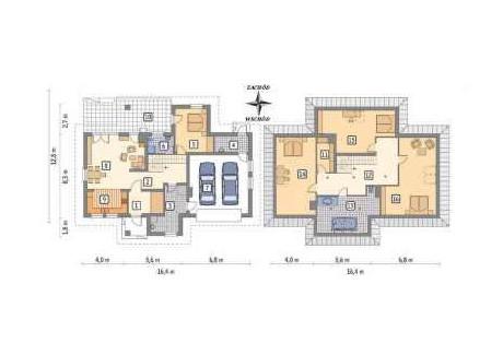 Dom na sprzedaż - Łoś, Prażmów, Piaseczyński, 281 m², 670 000 PLN, NET-46582