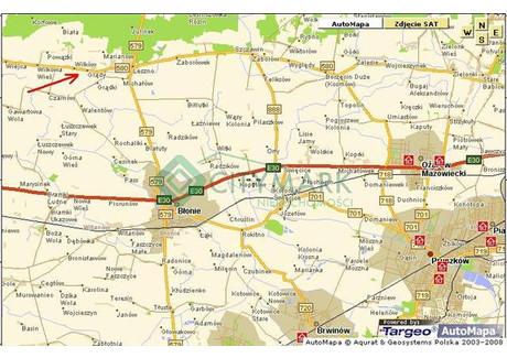 Działka na sprzedaż - Grądy, Leszno, Warszawski Zachodni, 1485 m², 304 425 PLN, NET-59046