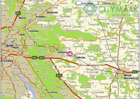 Działka na sprzedaż - Józefin, Halinów, Miński, 1687 m², 375 000 PLN, NET-52789