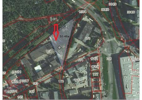 Działka na sprzedaż - Przemysłowa, Zielona Góra, Zielonogórski, 5000 m², 2 500 000 PLN, NET-ROM-RE31-669-30955