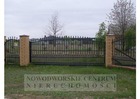 Działka na sprzedaż - Leoncin, Leoncin, Nowodworski, 1300 m², 175 000 PLN, NET-246/251/ODzS