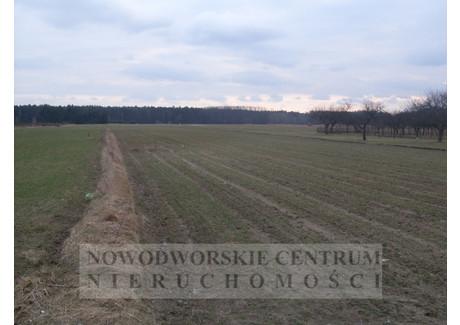 Działka na sprzedaż - Nowy Dwór Mazowiecki, Nowy Dwór Mazowiecki, Nowodworski, 1522 m², 144 590 PLN, NET-387/251/ODzS