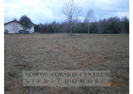 Działka na sprzedaż - Nasielsk, Cieksyn, Nowodworski, 4000 m², 210 000 PLN, NET-704/251/ODzS