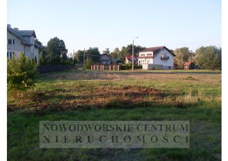 Działka na sprzedaż - Leoncin, Leoncin, Nowodworski, 1700 m², 180 000 PLN, NET-484/251/ODzS