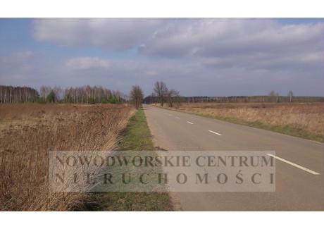 Działka na sprzedaż - Nowy Dwór Mazowiecki, Nowy Dwór Mazowiecki, Nowodworski, 18 200 m², 1 400 000 PLN, NET-718/251/ODzS