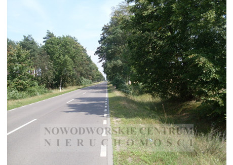 Działka na sprzedaż - Nasielsk, Nowa Wrona, Nowodworski, 43 200 m², 380 000 PLN, NET-697/251/ODzS