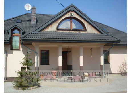 Dom na sprzedaż - Boża Wola Nowy Dwór Mazowiecki, Nowy Dwór Mazowiecki, Nowodworski, 340 m², 1 200 000 PLN, NET-90/251/ODS