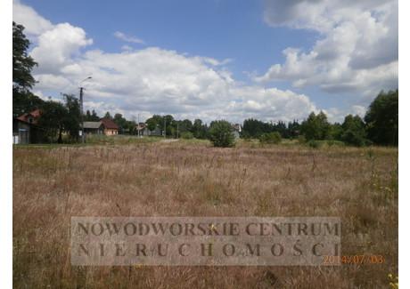 Działka na sprzedaż - Leoncin, Leoncin, Nowodworski, 1000 m², 100 000 PLN, NET-762/251/ODzS