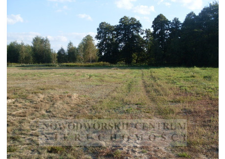 Działka na sprzedaż - Leoncin, Leoncin, Nowodworski, 1310 m², 131 000 PLN, NET-483/251/ODzS