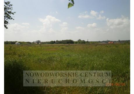 Działka na sprzedaż - Załuski Płońsk, Płoński, 1000 m², 65 000 PLN, NET-753/251/ODzS