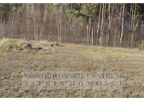 Działka na sprzedaż - Pomiechówek, Nowodworski, 5702 m², 547 392 PLN, NET-702/251/ODzS