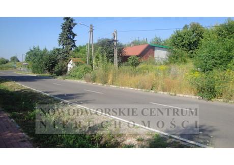 Działka na sprzedaż - Pomiechówek, Bronisławka, Nowodworski, 1232 m², 123 000 PLN, NET-667/251/ODzS
