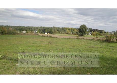 Działka na sprzedaż - Pomiechówek, Wymysły, Nowodworski, 9400 m², 188 000 PLN, NET-674/251/ODzS