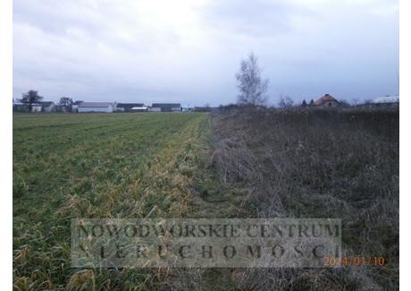 Działka na sprzedaż - Janowo Zakroczym, Janowo, Nowodworski, 2300 m², 95 000 PLN, NET-703/251/ODzS