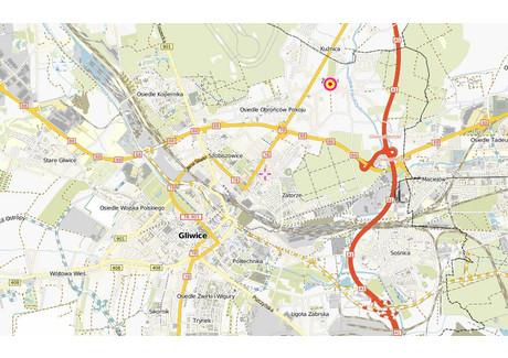 Działka na sprzedaż - Żernicka Żerniki, Gliwice, 960 m², 300 000 PLN, NET-48