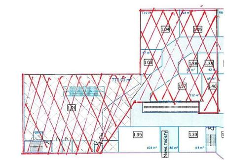 Obiekt do wynajęcia - Psie Pole, Wrocław, Wrocław M., 1000 m², 43 880 PLN, NET-BW-121668