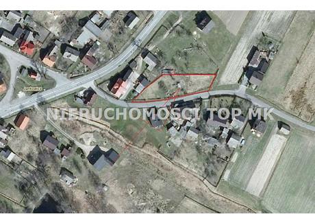 Działka na sprzedaż - Jankowice Rudzkie, Kuźnia Raciborska, Raciborski, 1300 m², 78 000 PLN, NET-TOP-GS-170