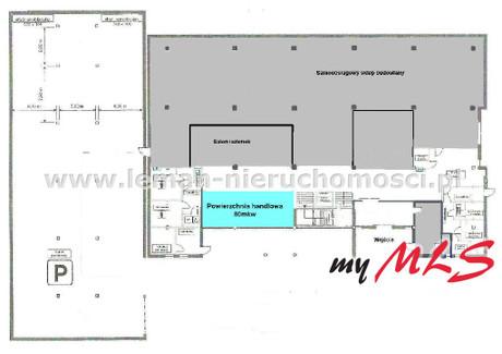 Komercyjne do wynajęcia - Głusk, Abramowice, Lublin, Lublin M., 64 m², 3000 PLN, NET-LEM-LW-6430