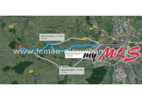 Działka na sprzedaż - Motycz Leśny, Konopnica, Lubelski, 2800 m², 50 000 PLN, NET-LEM-GS-5699