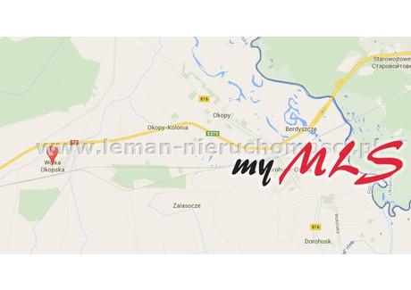 Działka na sprzedaż - Wólka Okopska, Dorohusk, Chełmski, 77 700 m², 310 000 PLN, NET-LEM-GS-2692