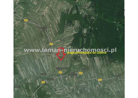 Działka na sprzedaż - Wólka Krasienińska, Kamionka, Lubartowski, 3200 m², 156 800 PLN, NET-LEM-GS-6135