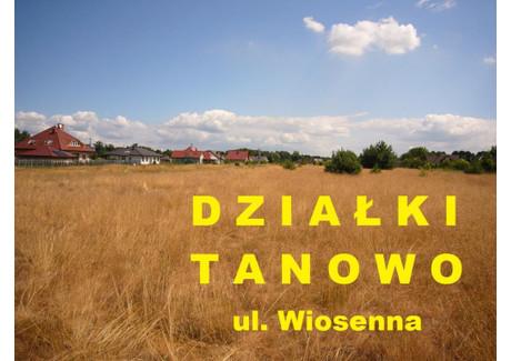 Działka na sprzedaż - Tanowo Wiosenna Tanowo, Policki, 1299 m², 194 850 PLN, NET-Tanowo950m