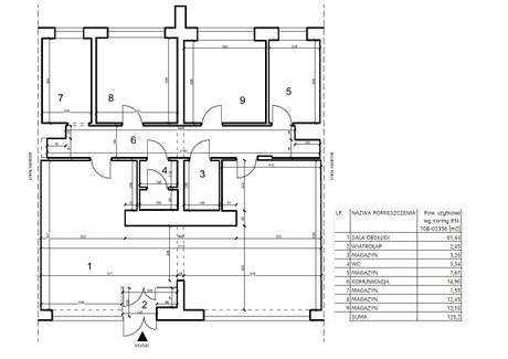 Lokal na sprzedaż - Aleja 3 Maja Chełm, 125 m², 289 300 PLN, NET-13