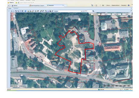 Działka na sprzedaż - Góra Powstańców Górczyn, Gorzów Wielkopolski, 7091 m², 10 000 PLN, NET-36