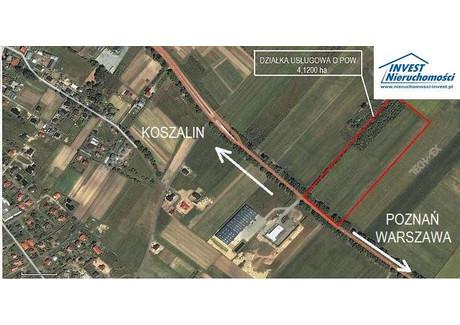 Działka na sprzedaż - ., Kretomino, Manowo, Koszaliński, 41 200 m², 2 348 400 PLN, NET-1902612