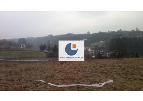 Działka na sprzedaż - Włosań, Mogilany (gm.), Krakowski (pow.), 705 m², 115 000 PLN, NET-61