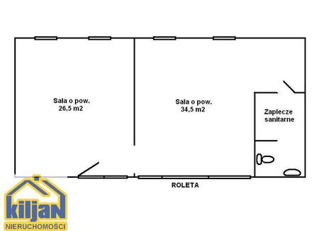 Komercyjne na sprzedaż - Zwycięstwa Nowobramskie, Koszalin, 60,99 m², 152 000 PLN, NET-120611