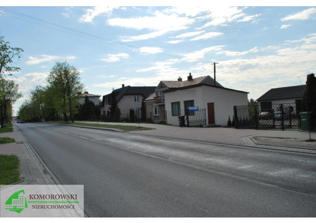 Handlowo-usługowy na sprzedaż - Wojska Polskiego Ciechanowski, 8138 m², 1 350 000 PLN, NET-C111/2014