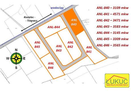 Działka na sprzedaż - Kozielec, Dobrcz, Bydgoski, 30 890 m², 370 000 PLN, NET-ANL000840