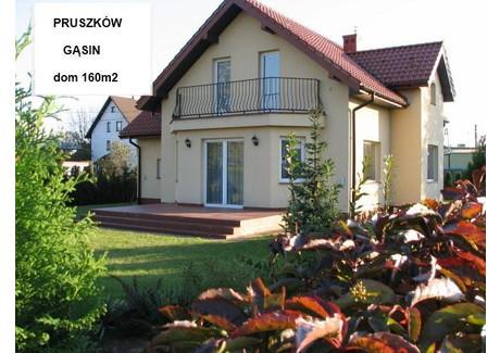 Dom na sprzedaż - Gąsin, Pruszków, Pruszkowski, 160 m², 1 190 000 PLN, NET-323641