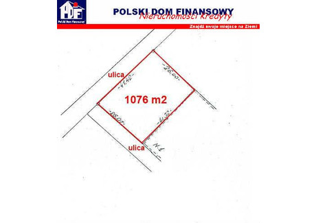 Działka na sprzedaż - Michalin, Józefów, Otwocki, 1661 m², 1 075 000 PLN, NET-323682
