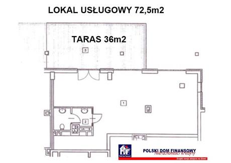 Lokal na sprzedaż - Miasteczko Wilanów, Wilanów, Warszawa, 73 m², 850 000 PLN, NET-320205