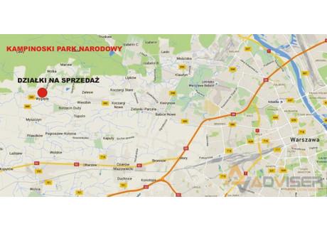 Działka na sprzedaż - Wyględy, Leszno, Warszawski Zachodni, 2553 m², 510 600 PLN, NET-ADV-GS-20071-68