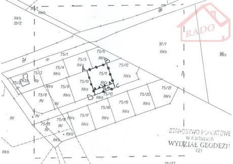 Działka na sprzedaż - Miszewo, Żukowo, Kartuski, 1017 m², 87 000 PLN, NET-13/1973/OGS