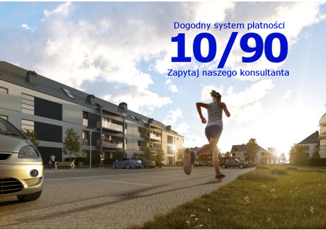 Mieszkanie na sprzedaż - Białołęka, Warszawa, 48,36 m², 309 944 PLN, NET-3061-LY/A/113