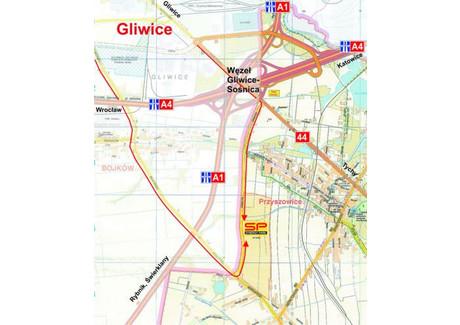 Działka na sprzedaż - Sośnica, Gliwice, Gliwice M., 2500 m², 437 500 PLN, NET-ZUR-GS-1714-1