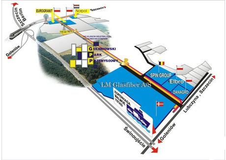 Działka na sprzedaż - Łozienica, Goleniów, Goleniowski, 103 200 m², 11 352 000 PLN, NET-SCNS1139