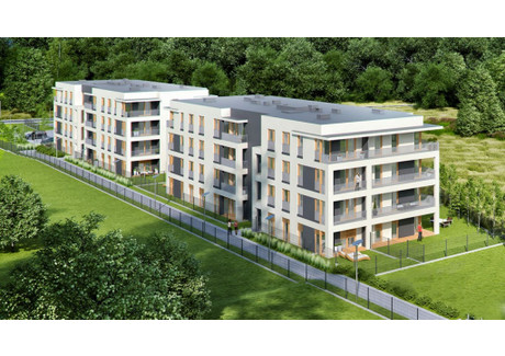 Mieszkanie na sprzedaż - ul. Mała Góra 10 Bieżanów-Prokocim, Kraków, 35,25 m², inf. u dewelopera, NET-22_B
