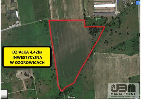 Działka na sprzedaż - Ozorowice, Wisznia Mała (gm.), Trzebnicki (pow.), 44 200 m², 2 900 000 PLN, NET-12